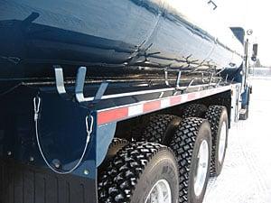 double wide flat bar hose hooks