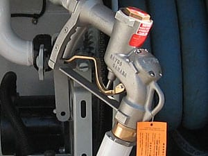 fuel holster