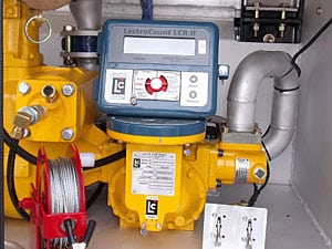 IC electrical meter