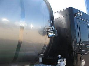 Work Light Hal Tank Side Mount