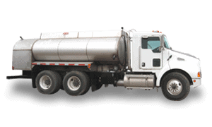 Stainless Steel Drink water tanker truck